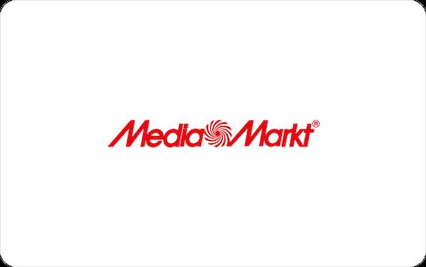 De standaard MediaMarkt Cadeaukaart